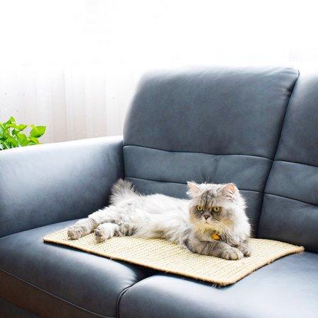 Petlinks Scratch & Play Mat Linen Cat Scratcher Now $5.71 (Was $12.50)