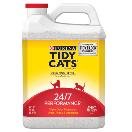 New Purina Tidy Cats Clumping Cat Litter Coupon = 38 lb. Box Now $14.79 (Was $23.99)