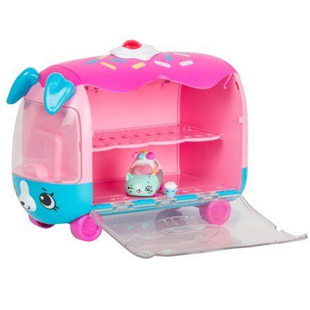 Shopkins Cutie Cars™ Collector's Van with Cutie Car & Mini Shopkin