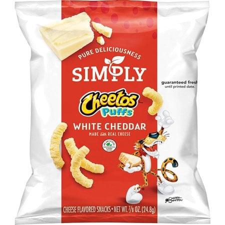 Simply Brand Organic Doritos & Cheetos Puffs Variety Pack 36 Ct Now $12.10