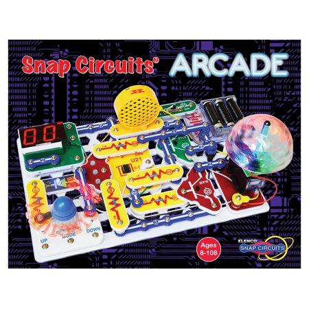 "Snap Circuit'S ""Arcade"", Electronics Exploration Kit Now $45"