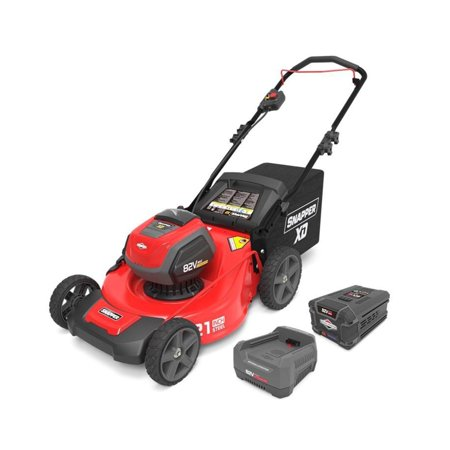 Snapper XD 82V MAX Electric Cordless 21-Inch Self-Propelled Lawnmower Now $439 (Was $599.00)