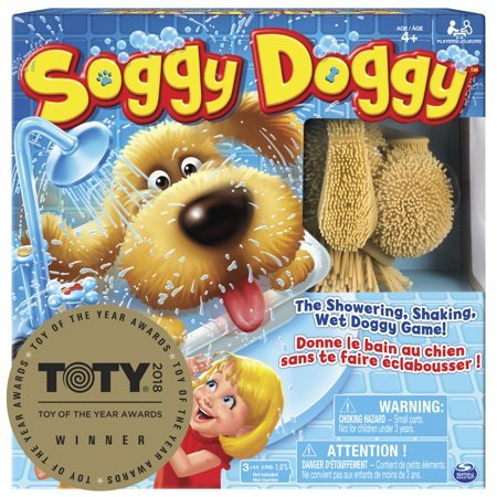 Soggy Doggy Board Game Now $5.24