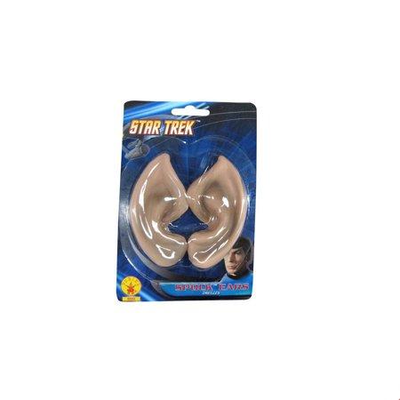 Star Trek Spock Ears Halloween Costume Accessory