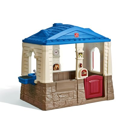Step2 All Around Playtime Patio with Canopy Playhouse Now $103.99 (Was $199.99)
