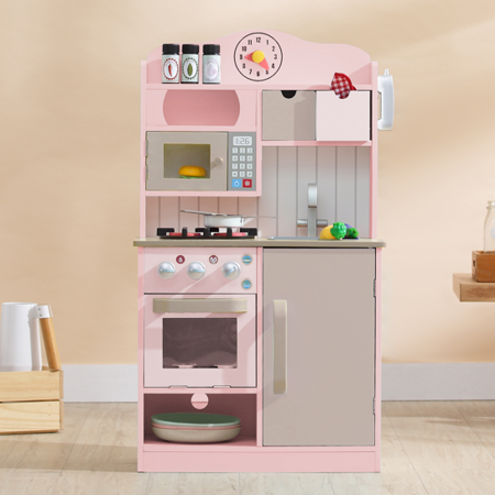 Teamson Kids Little Chef Florence Play Kitchen Now $69.99 (Was $169)