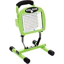 Woods L1306 Cci Ecozone Portable Work Light With On/Off Switch 120 V, 300 W, Led Lamp