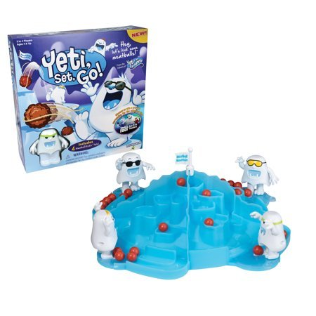 Yeti, Set, Go! Game