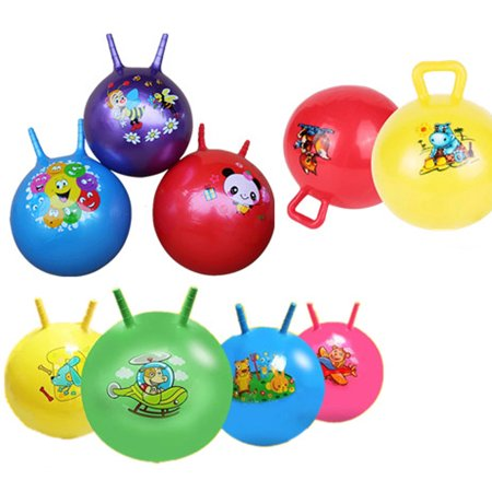 Trideer Kids Bouncy Ball with Handles Now $10.19 (Was $16.99)
