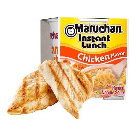 Maruchan Ramen Chicken, 3.0 Oz, Pack of 24 Now $4.09