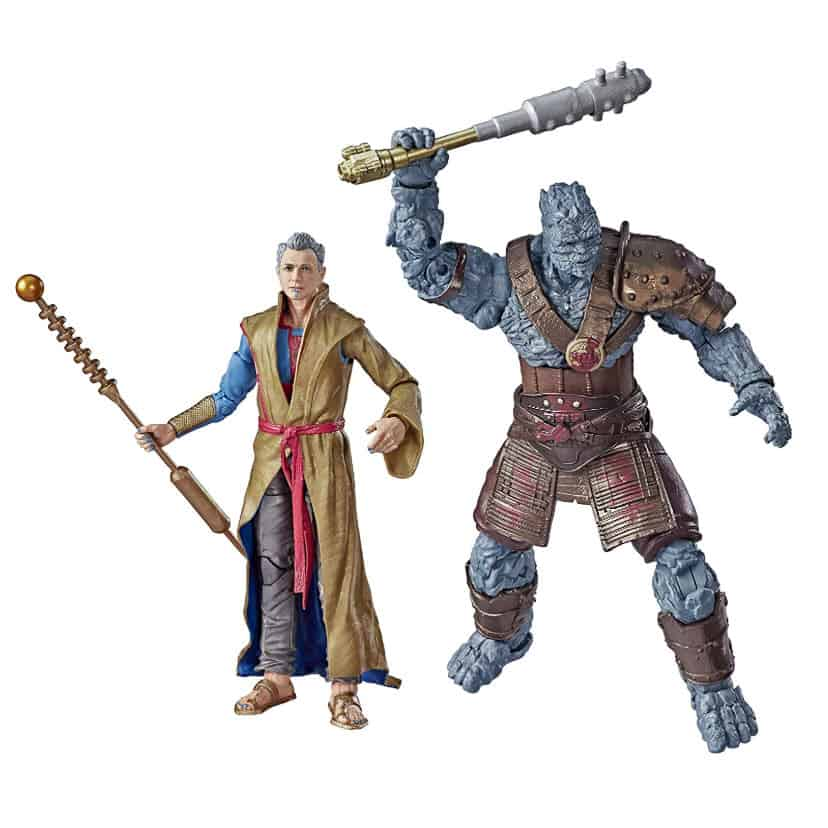Marvel Grandmaster & Korg Collectible Action Figure 2 Pack Now .66 (Was .99)