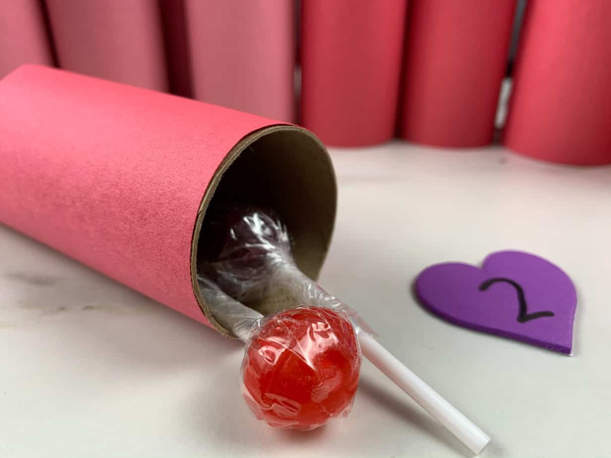 Easy Valentine Advent Calendar You Can Make at Home