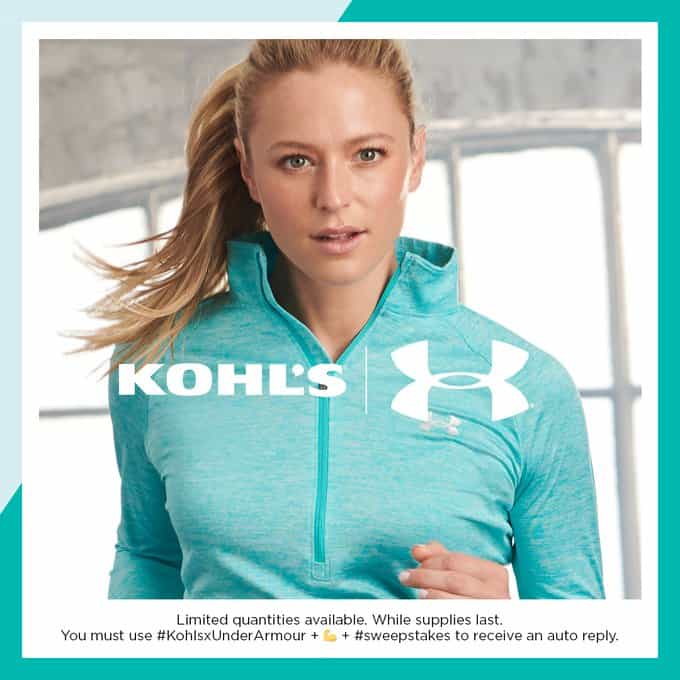 Free Under Armour Prize Pack on Twitter