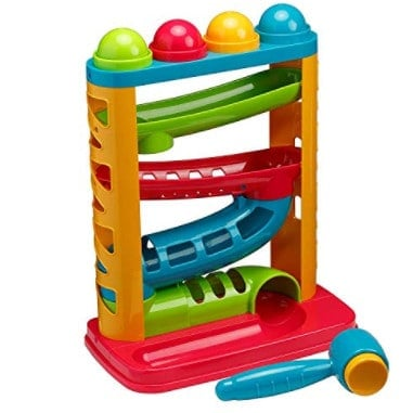 Playkidz: Super Durable Pound A Ball Great Fun for Toddlers Now .99 (Was .99)