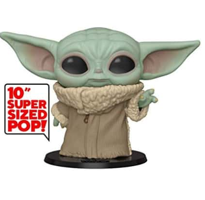 Snag a Funko Pop! Star Wars: The Mandalorian - The Child for .96