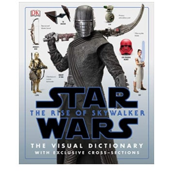 Star Wars The Rise of Skywalker The Visual Dictionary Now .99 (Was .99)