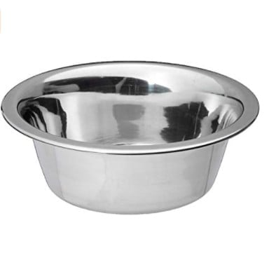 Maslow Standard Dog Bowl, Stainless Steel, 3-Cup Now .50