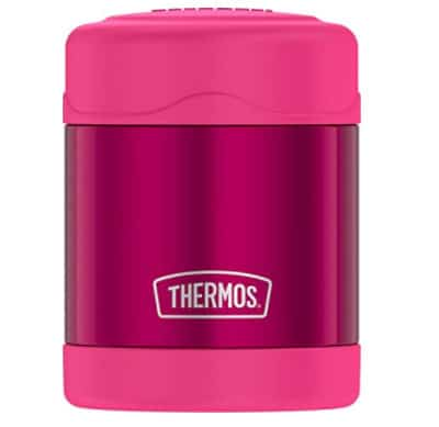 Thermos Funtainer 10 Ounce Food Jar, Pink Now .49 (Was .99)