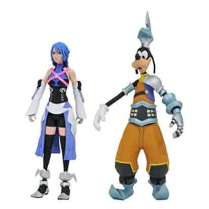 Kingdom Hearts Select Series 2: Aqua & Goofy Now .78 (Was .99)