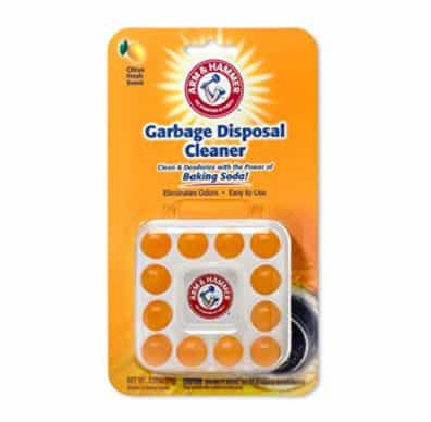 Arm & Hammer Sink Garbage Disposal Cleaner - 12 Count Now .38