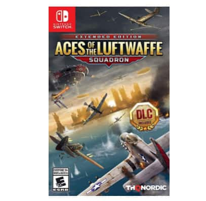 Aces of The Luftwaffe - Squadron Edition - Nintendo Switch Now .99 (Was .99)