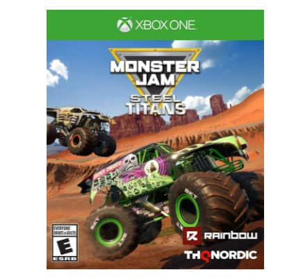 Monster Jam Steel Titans - Xbox One Standard Edition Now .99 (Was .99)