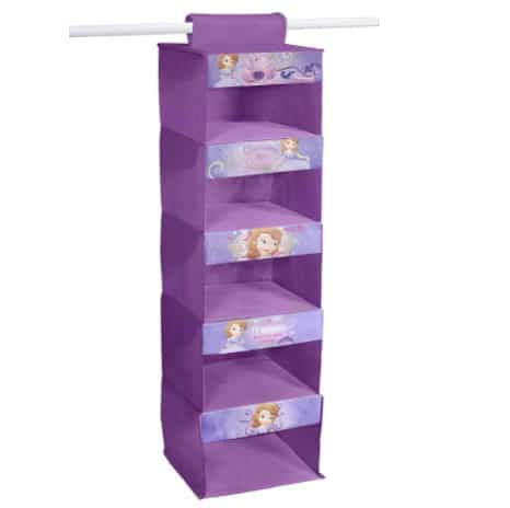 Disney Sofia The First 5-Tier Hanging Organizer Now .98 (Was .99)