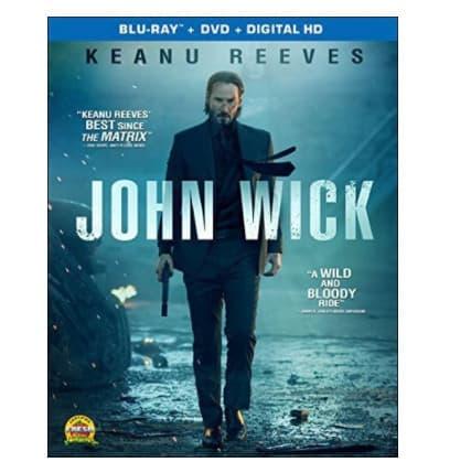 John Wick 4K Ultra Hd Blu-ray