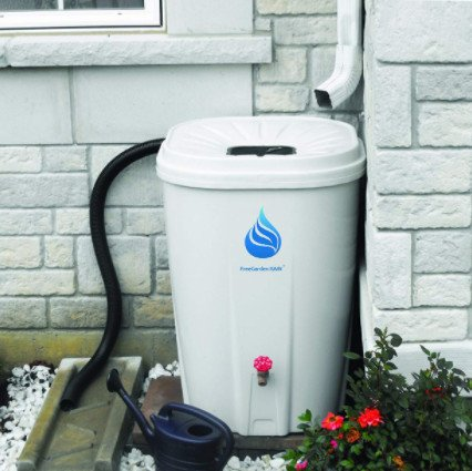 Enviro World EWC-10 FreeGarden Rain Barrel Now $74.95 (Was $105)