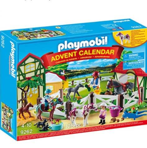 PLAYMOBIL Advent Calendar - Horse Farm Now .00 (Was .99)