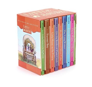 The Little House 9 Volumes Set Now .14 (Was .97)