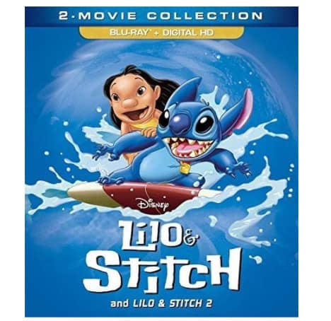 Lilo & Stitch Blu-ray Now .99 (Was .99)