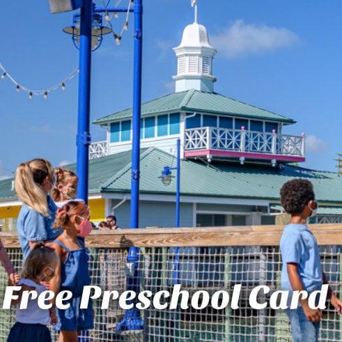 Free 2021 SeaWorld Orlando Preschool Card **Florida Residents Only**