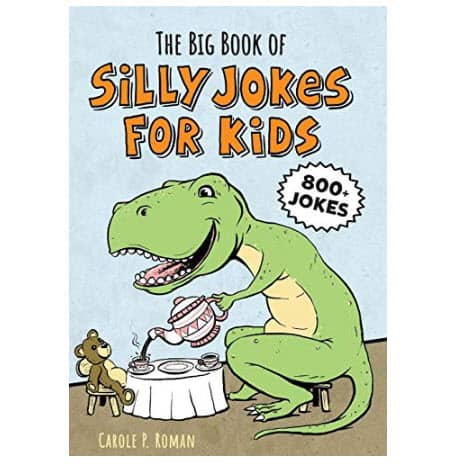 The Big Book of Silly Jokes for Kids: 800+ Jokes! Now .99 (Was .99)