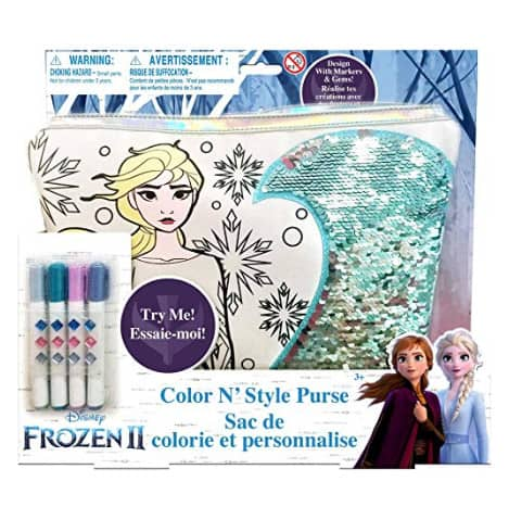 Tara Toys Frozen 2 Color N Style Purse Now .99 (Was .99)