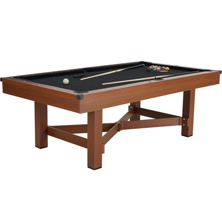 """Airzone 84"""" Pool Table with Accessories Now $299.99 (Was $599)"""