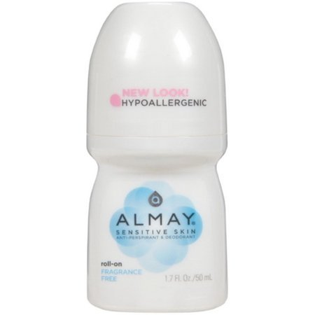 Almay Roll-On Fragrance Free Only $1.90