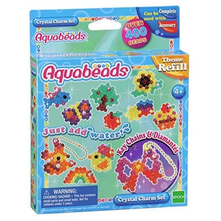 Aquabeads Crystal Charm Set Now .75 (Was .95)