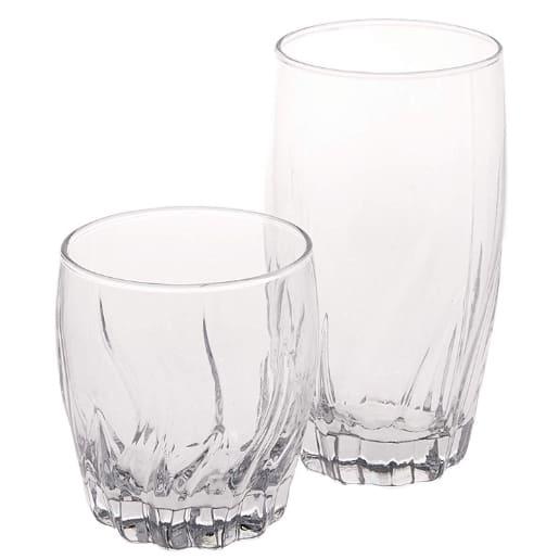 Anchor Hocking Central Park 16-Piece Glassware Set Now .94 (Was .99)