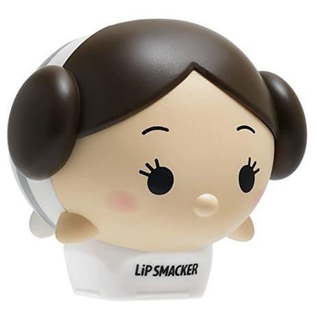 Lip Smacker Disney Tsum Tsum Lip Balm, Princess Leia Now .17