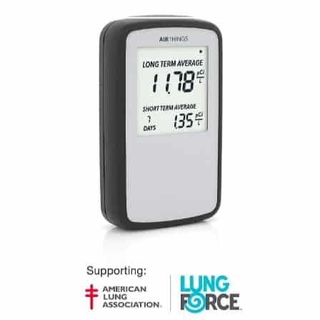 Airthings Corentium Home Radon Detector Now .99