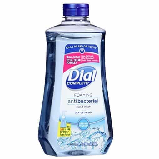 Dial Complete Antibacterial Foaming Hand Soap Refill Now .99 (Was .30)