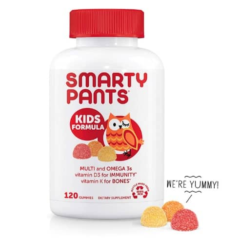 Up to 59% Off SmartyPants Gummies Favorites ~ as low as .58 **Today Only**