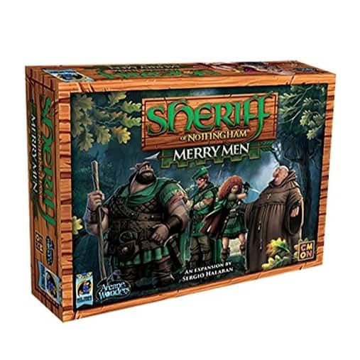 Sheriff of Nottingham Merry Men Board Game Now .99 (Was .99)