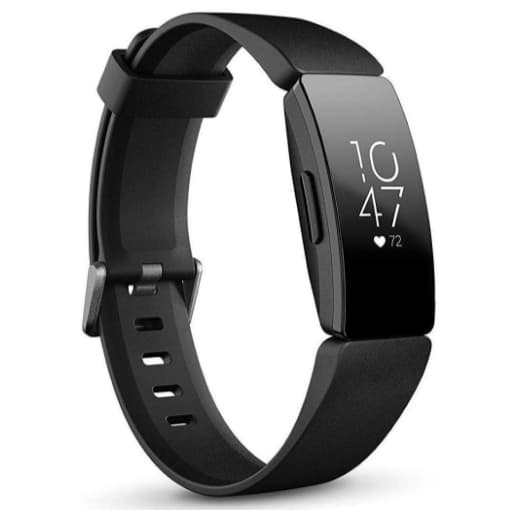 Fitbit Inspire HR Heart Rate & Fitness Tracker Now .95