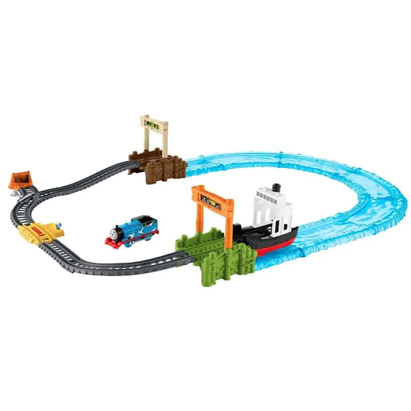 Fisher-Price Thomas & Friends TrackMaster Boat & Sea Set Now .07 (Was .99)