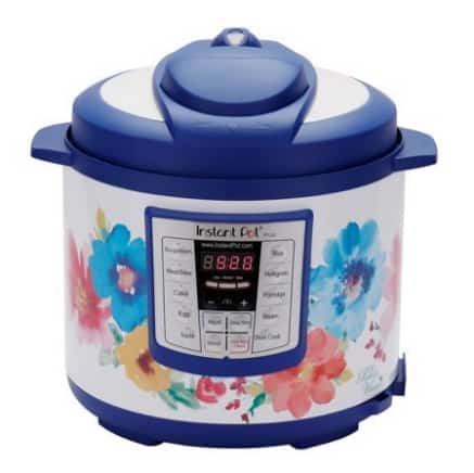 Instant Pot Pioneer Woman Floral Pressure Cooker Only