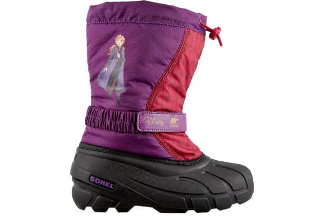 Disney OREL Kids' Frozen 2 Elsa Insulated Waterproof Winter Boots .99 (Was )