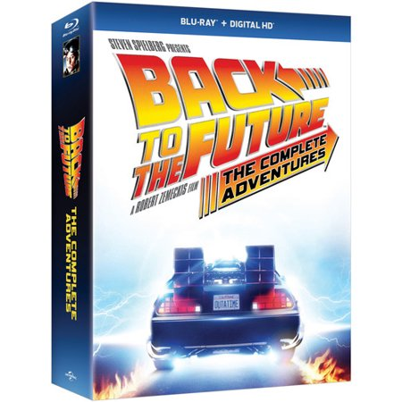 Back to the Future: The Complete Adventures (Blu-ray)