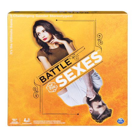 Battle of The Sexes Board Game Now $5 (Was $19.99)